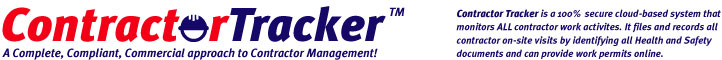 Contractor Tracker: A Complete Compliant approach to Contractor Management